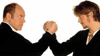 Carlo Verdone e Silvio Muccino