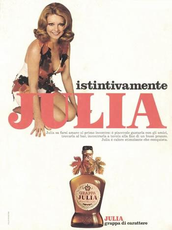 Julia - La grappa di carattere - Sylva Koscina
