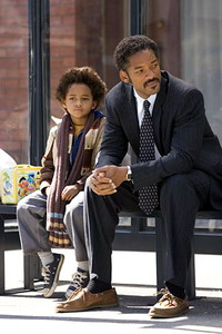 Will Smith e suo figlio