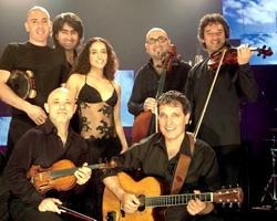 Noa, Solis String Quartet, Gil Dor