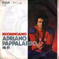 Adriano Pappalardo - Ricominciamo